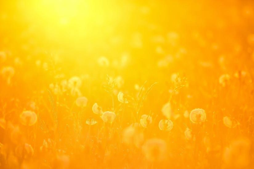 Sunburn to myeyes